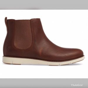 Timberland Chelsea pull on boots